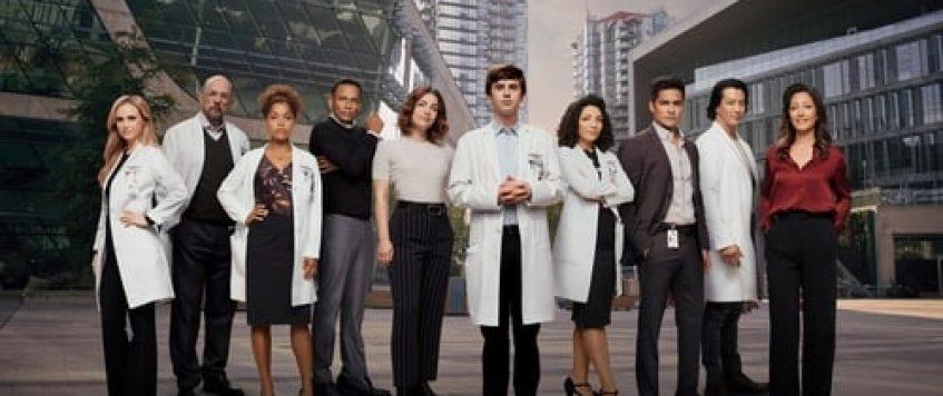 720p~ The Good Doctor Season 3 Episode 7