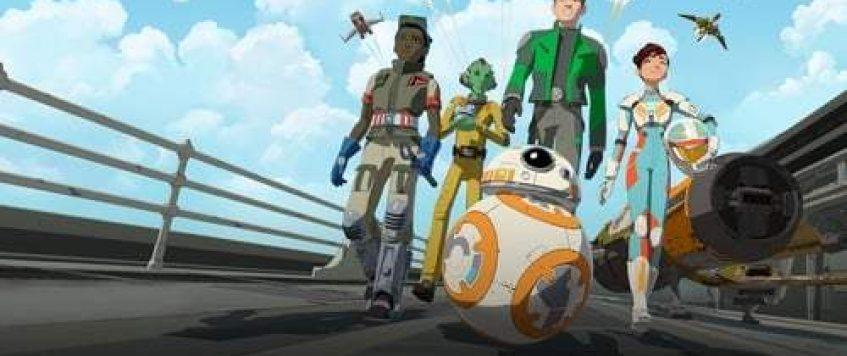 720p~ Star Wars Resistance Season 2 Episode 1