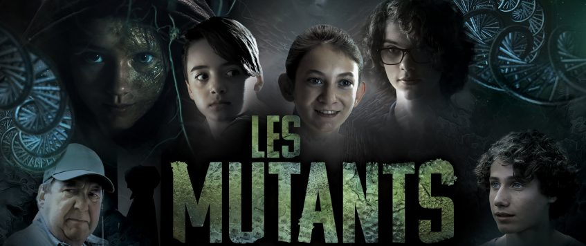 720p~ Les Mutants Season 1 Episode 4