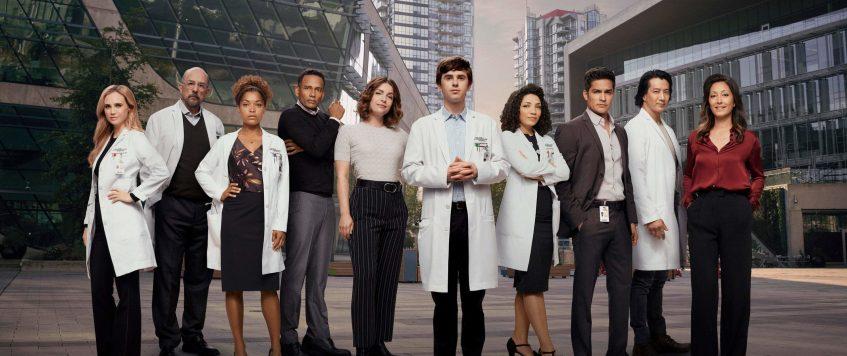 720p~ The Good Doctor Season 4 Episode 3