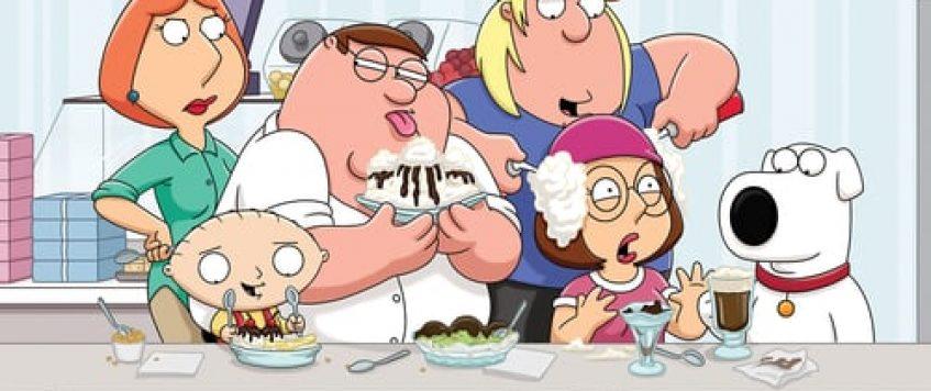 720p~ Family Guy Season 18 Episode 6