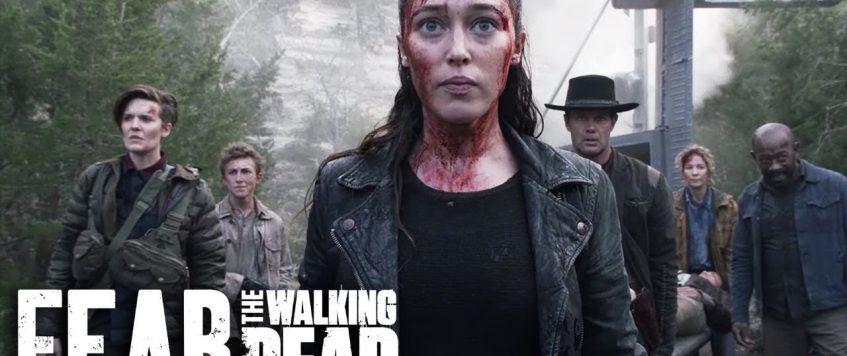720p~ Fear the Walking Dead Season 6 Episode 7
