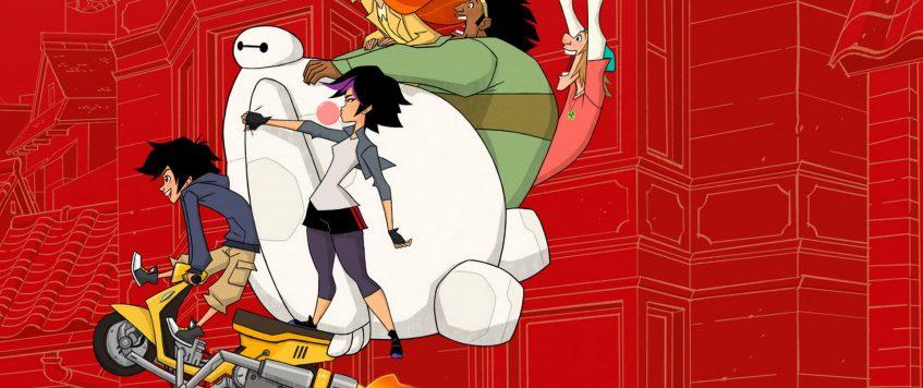 720p~ Big Hero 6 The Series Season 3 Episode 1