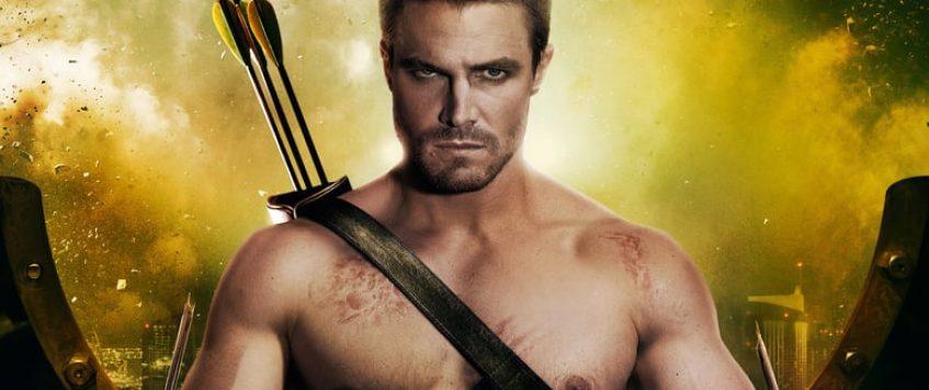 720p~ Arrow Episode 8 Crisis on Infinite Earths: Part Four (IV)