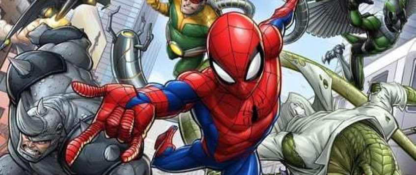720p~ Marvel's Spider-Man Season 2 Episode 15/16 HD