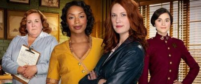 720p~ Frankie Drake Mysteries Season 3 Episode 1