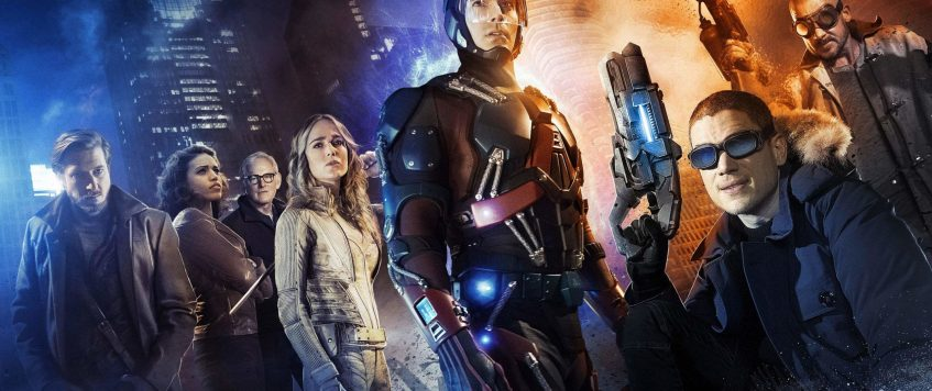 720p~ DC's Legends of Tomorrow – Episode 1 Crisis on Infinite Earths: Part Five (V)