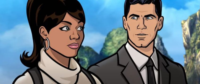 720p~ Archer Season 11 Episode 4