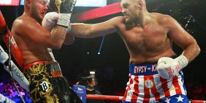 720p~ STREAM.Boxing: Tyson Fury vs. Otto Wallin, Saturday, Sept 14