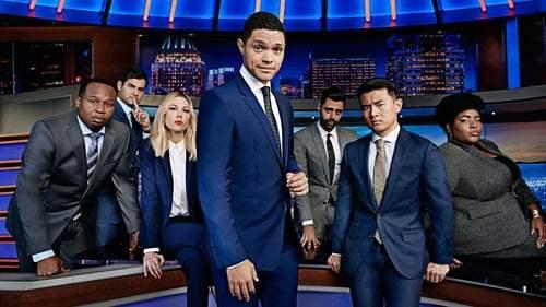 720p~ The Daily Show with Trevor Noah Season 24 Episode 152