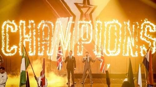 720p~ Britain's Got Talent: The Champions Season 1 Episode 4