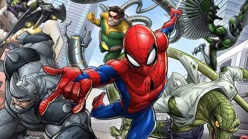 720p~ Marvel's Spider-Man Season 2 Episode 15