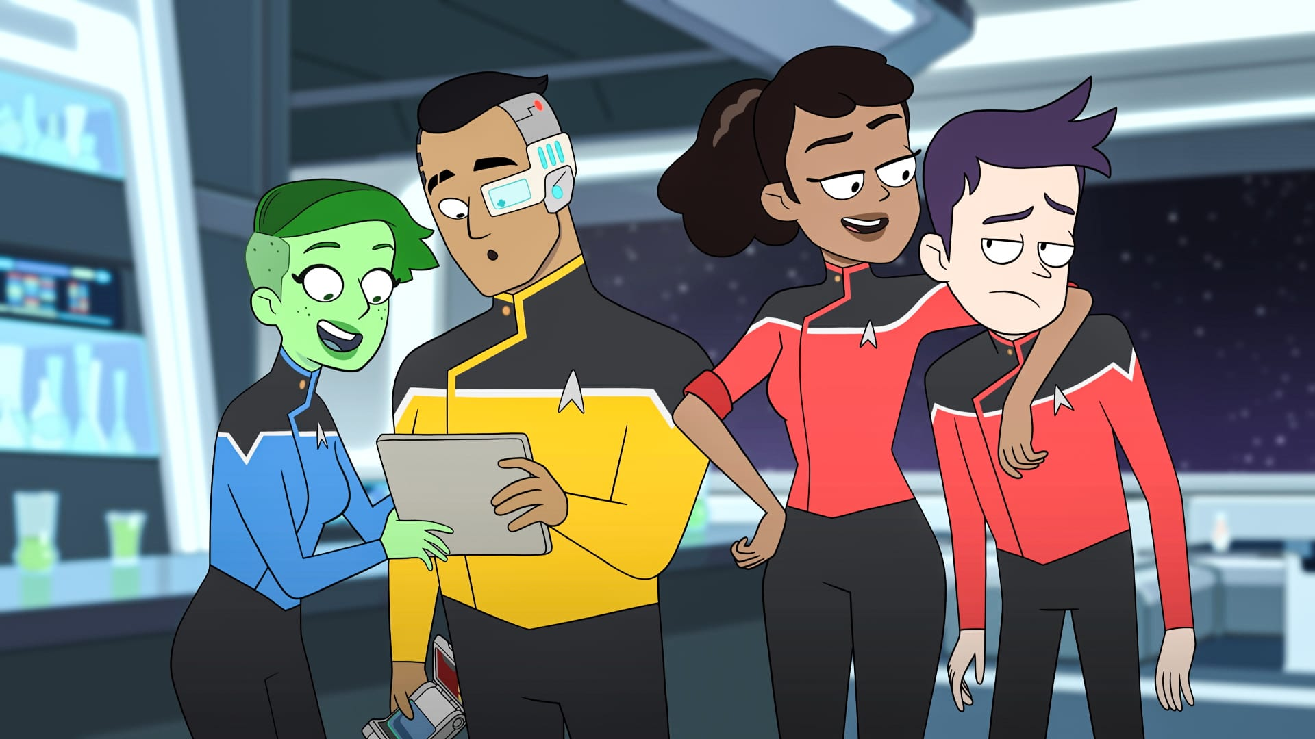 720p~ Star Trek: Lower Decks Season 1 Episode 3